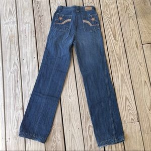 Viceroy vintage 70s jeans long high rise 29